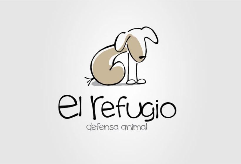 Logo Protectora El Refugio 1