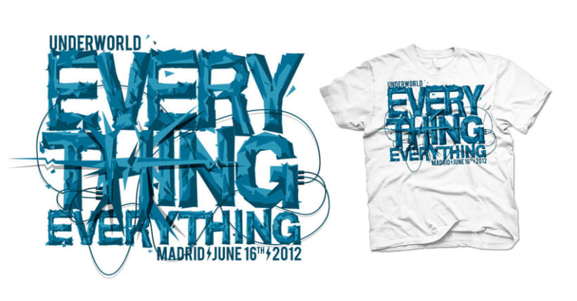 Camiseta Everything everything 1