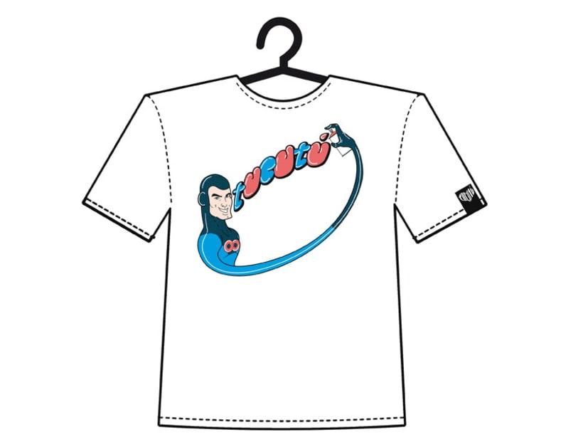 Tucutú T-shirt 20