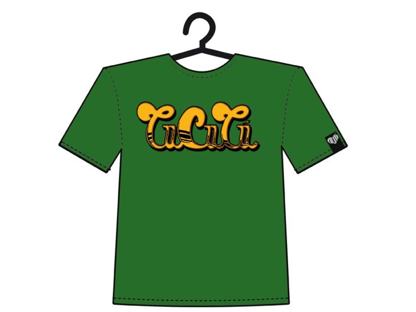 Tucutú T-shirt 18