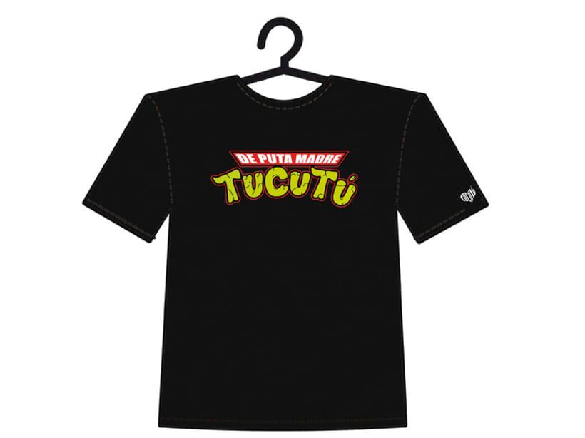 Tucutú T-shirt 17