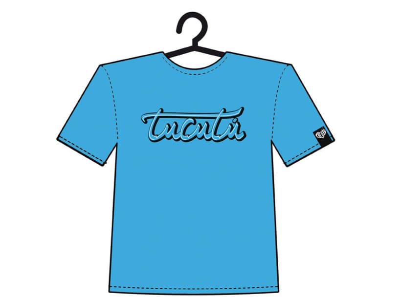 Tucutú T-shirt 16