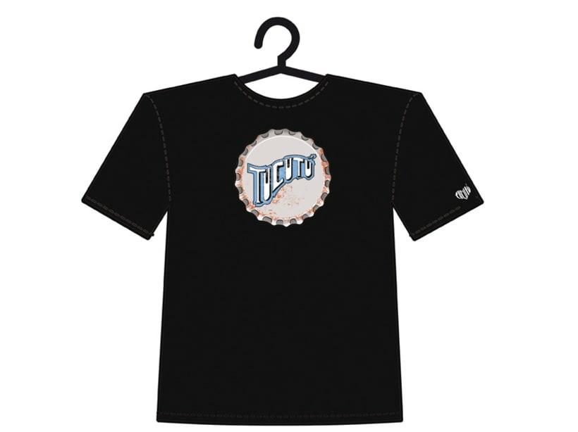 Tucutú T-shirt 9