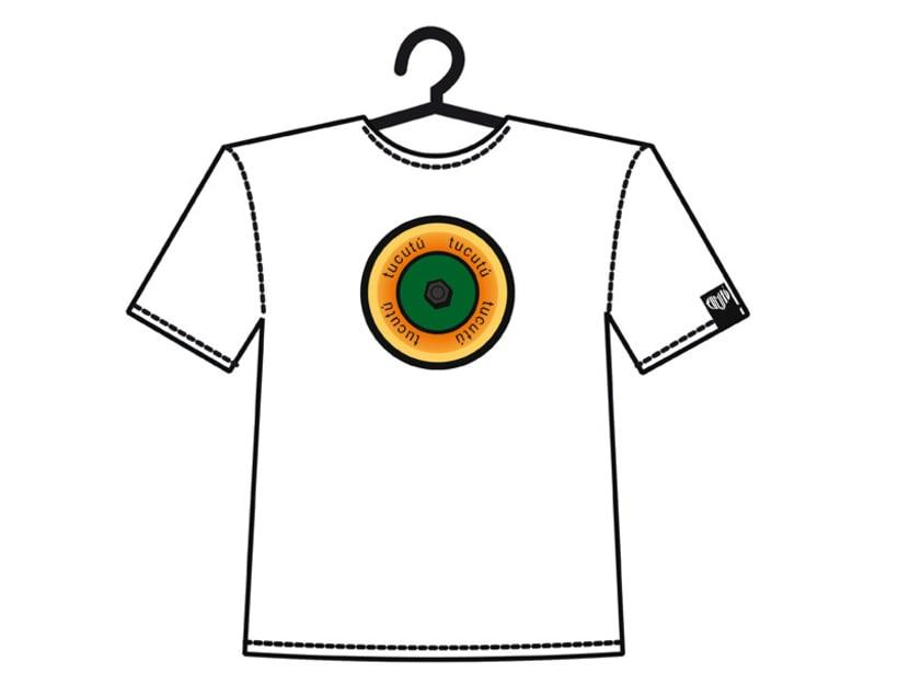Tucutú T-shirt 8