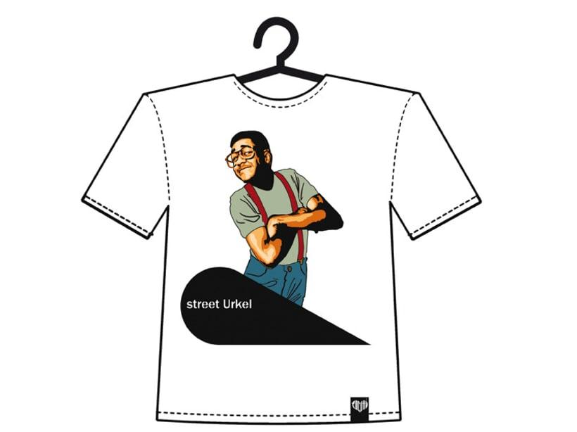 Tucutú T-shirt 7