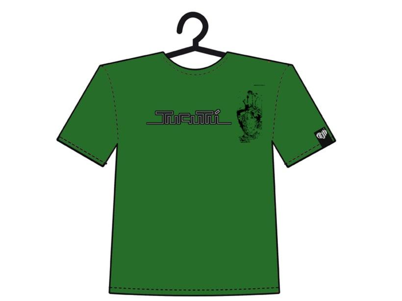 Tucutú T-shirt 5