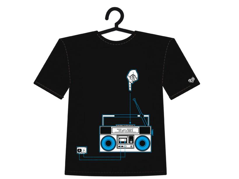 Tucutú T-shirt 2