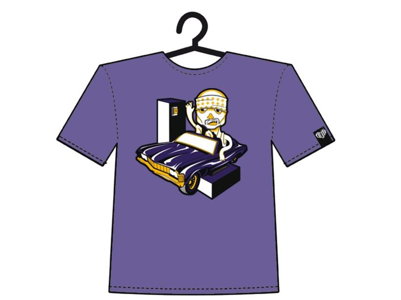 Tucutú T-shirt 1