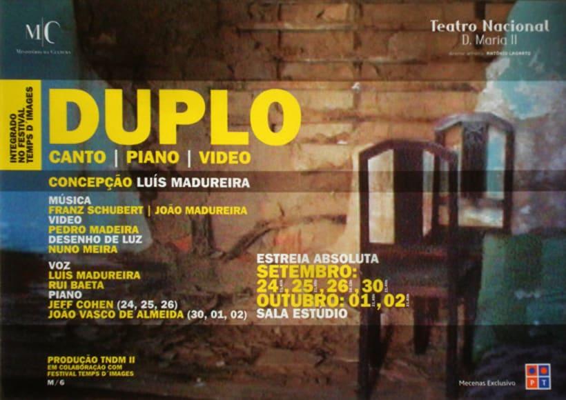 "Videographer - ""Duplo"" 1"