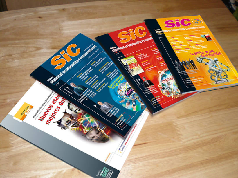 Ediciones Coda (Revista SIC) 20