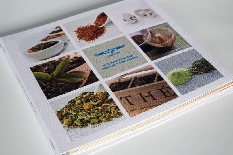 Catálogo de papeles especiales 2