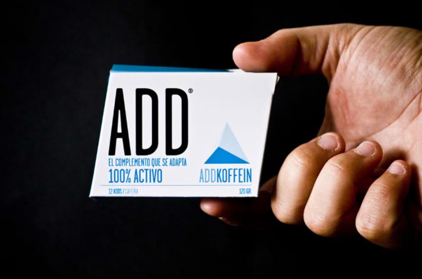 Add 1