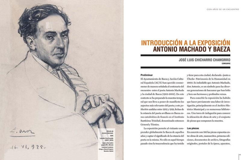 ANTONIO MACHADO, CIEN AÑOS DE UN ENCUENTRO 7