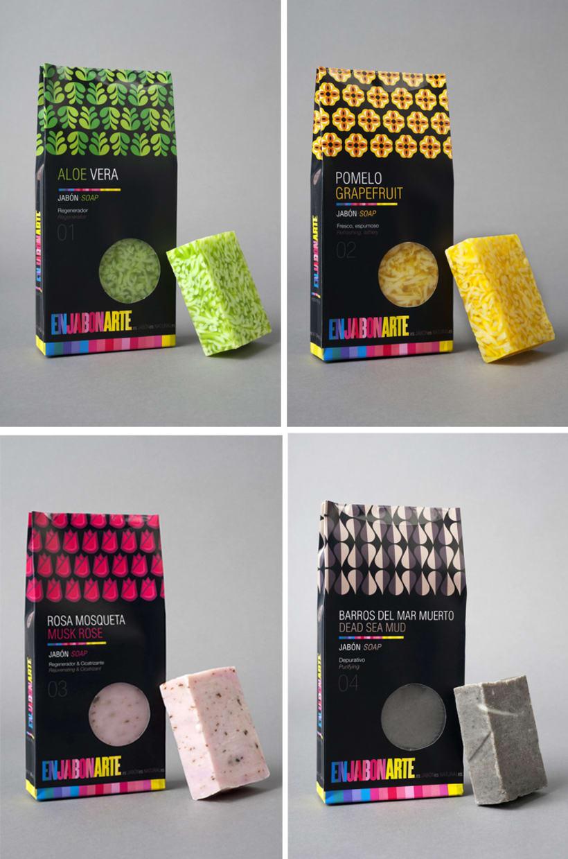 Enjabonarte Packaging 4