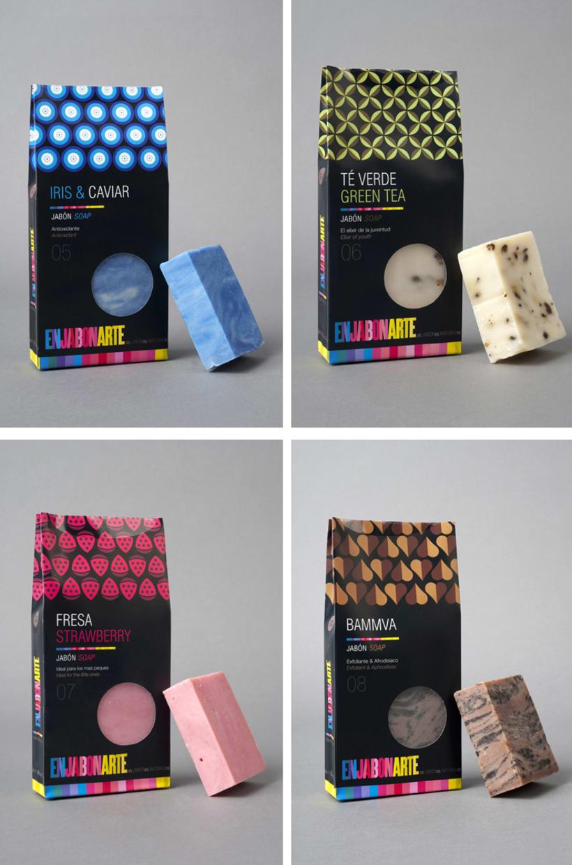 Enjabonarte Packaging 5