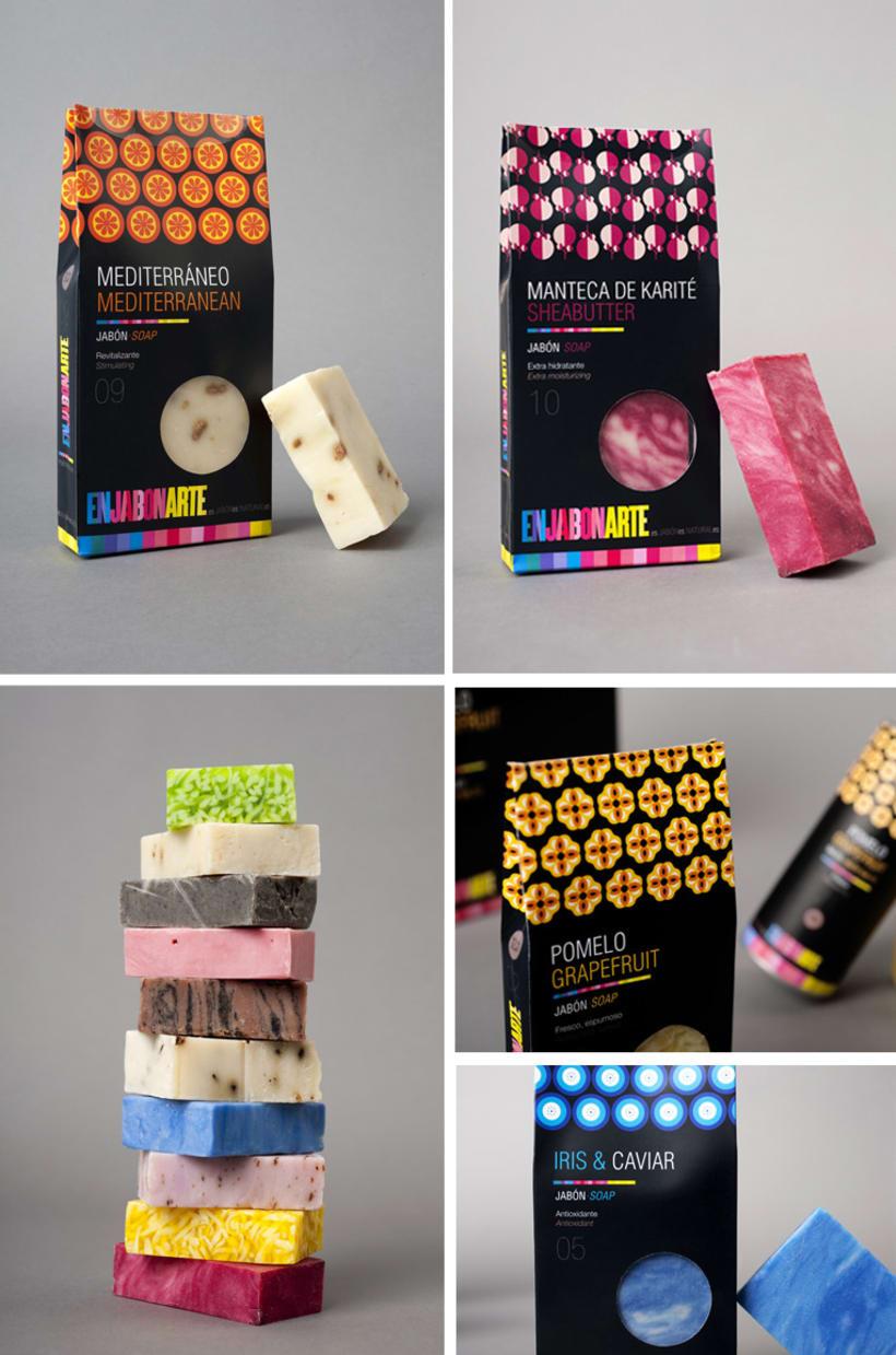 Enjabonarte Packaging 6