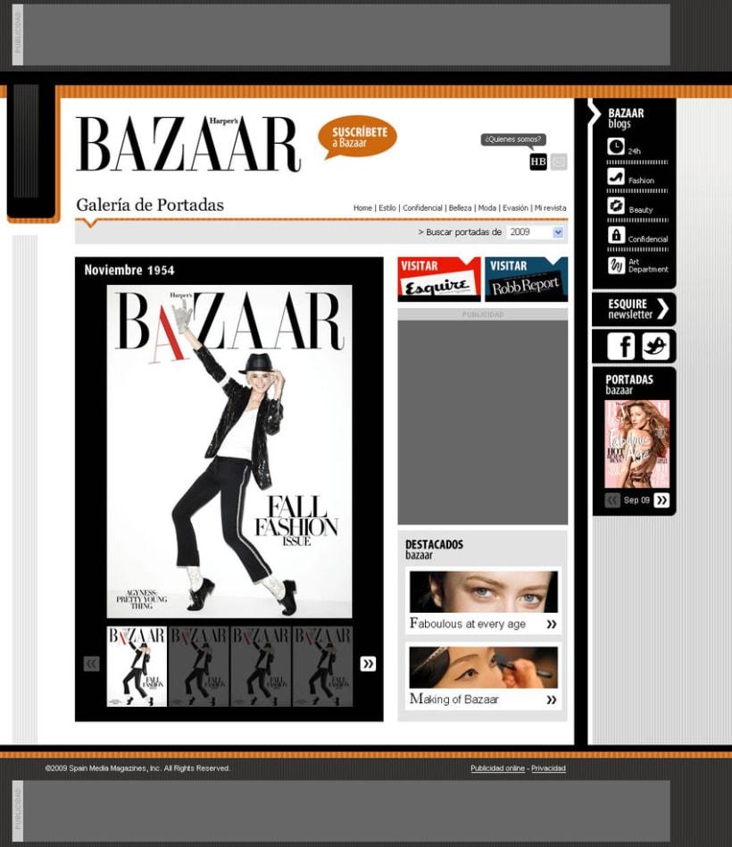 Esquire & Bazzar 7