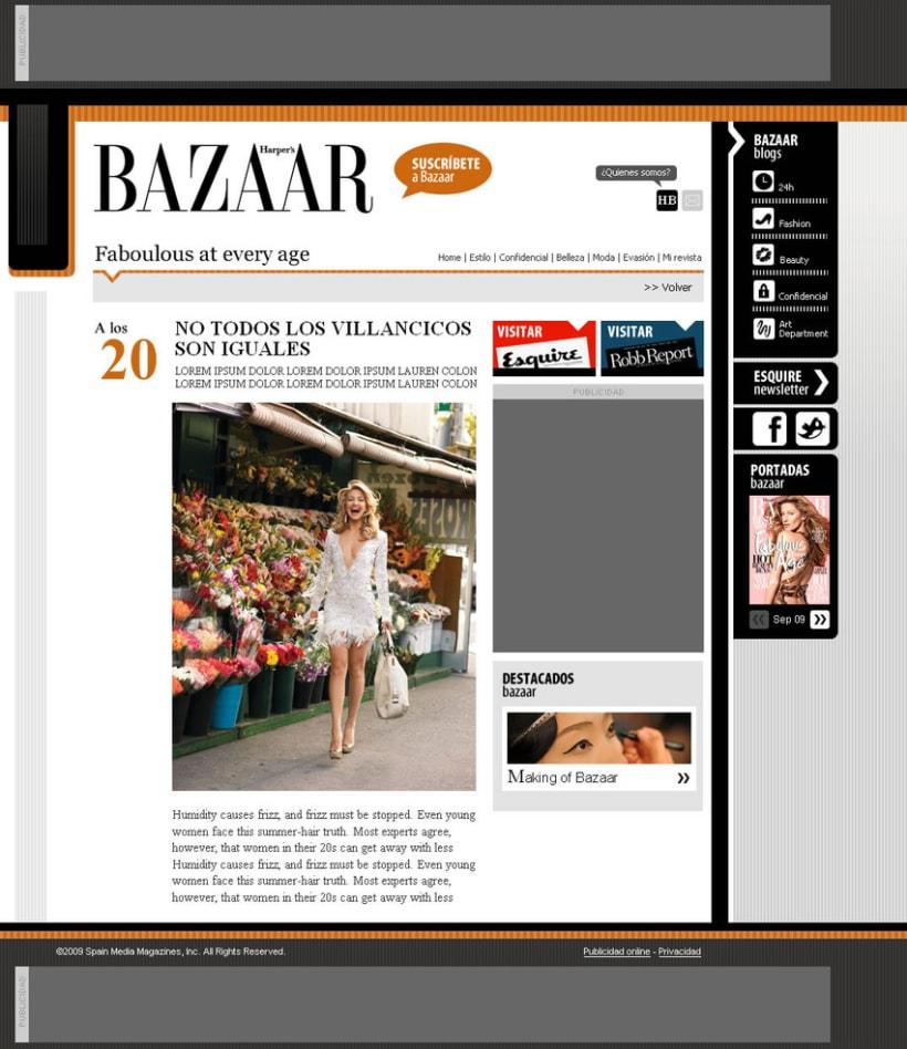 Esquire & Bazzar 6