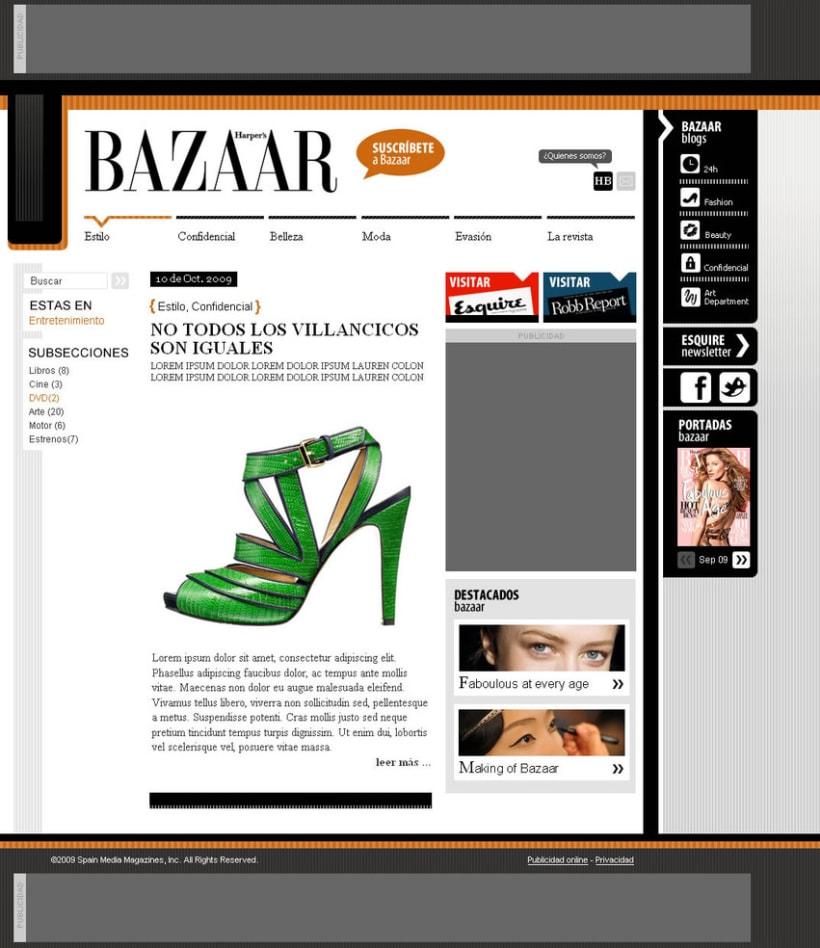 Esquire & Bazzar 5