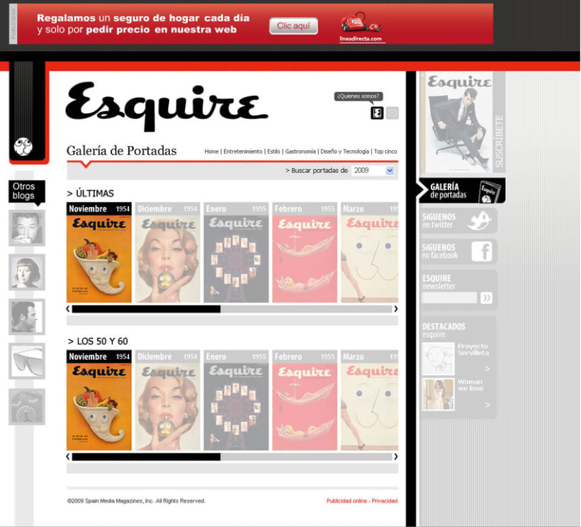 Esquire & Bazzar 3