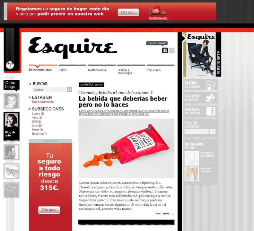 Esquire & Bazzar 2