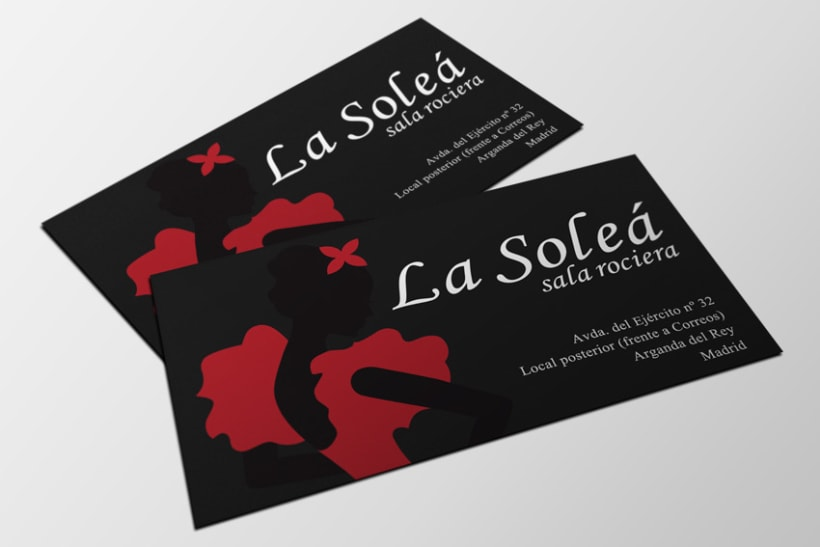 La Soleá (Sala Rociera) 2