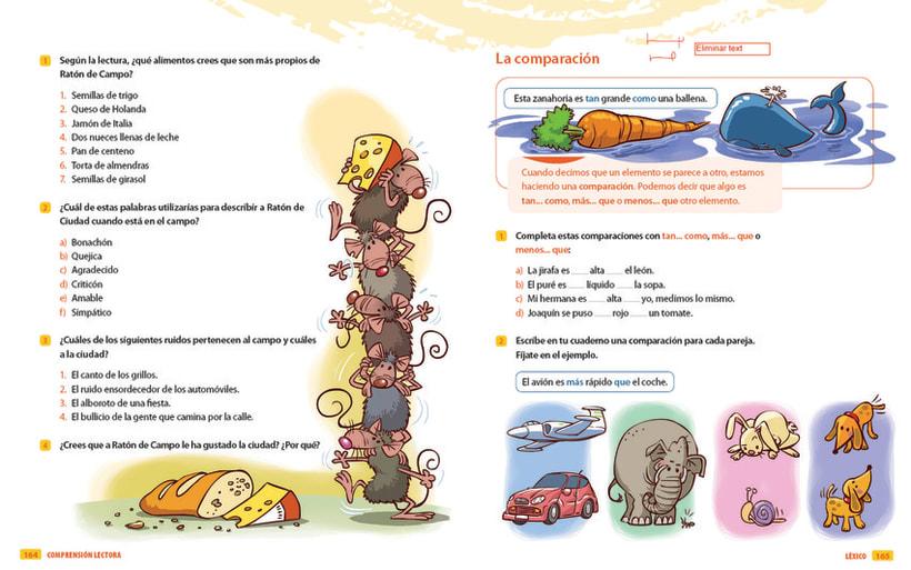 Libro de texto - 3º Primaria 4