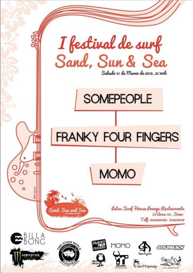 I Festival Sand, Sun & Sea. Somo 31 de Marzo de 2012 5