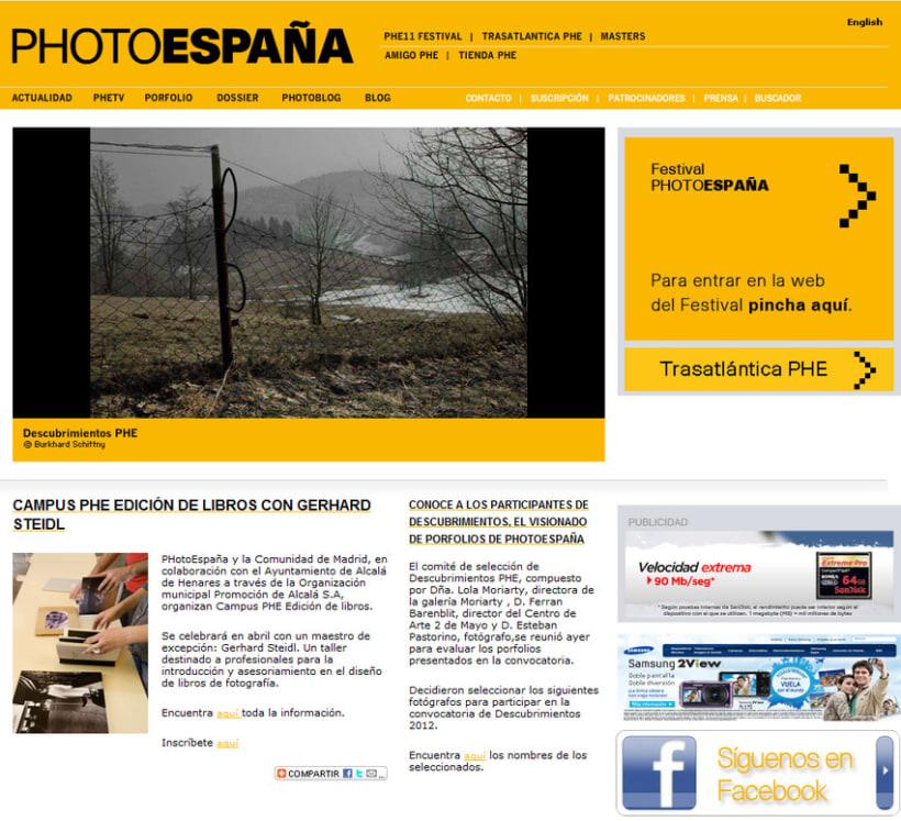 PhotoEspaña 2008 1