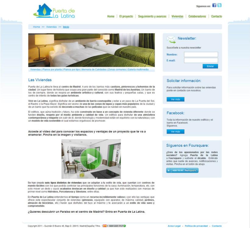 Web Puerta de La Latina 1