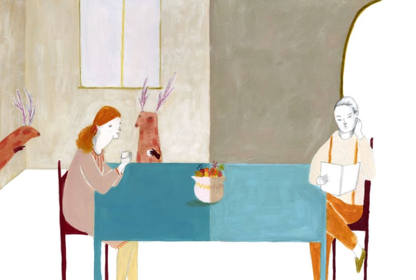 A la mesa! 4