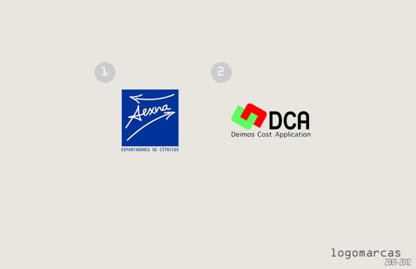 Logomarcas e imagotipos 2