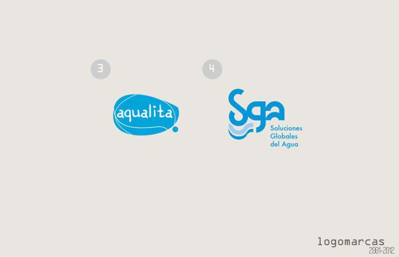 Logomarcas e imagotipos 3