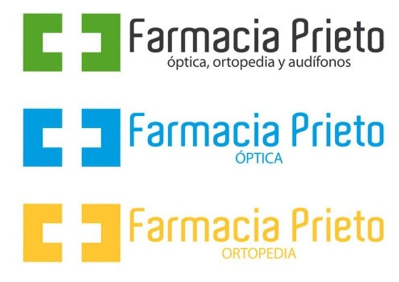 WEB DRUPAL 7 Farmacias Prieto 3