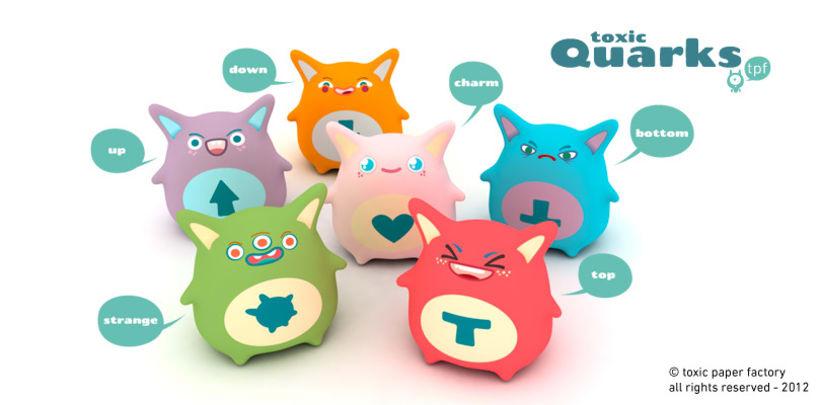 toxic quarks 3