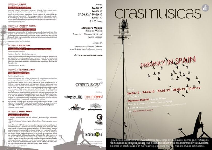 II Ciclo Crasmusicas 1