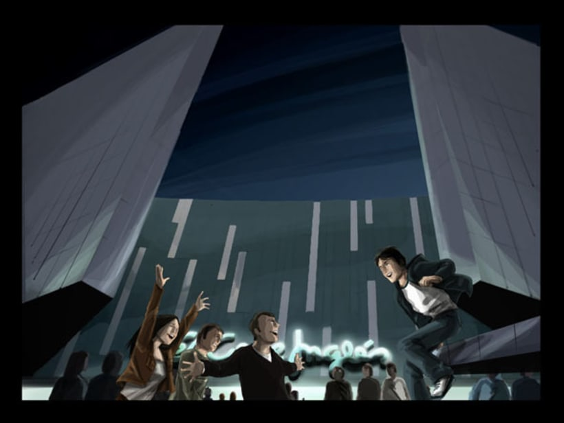 Animatics y Story Board 1