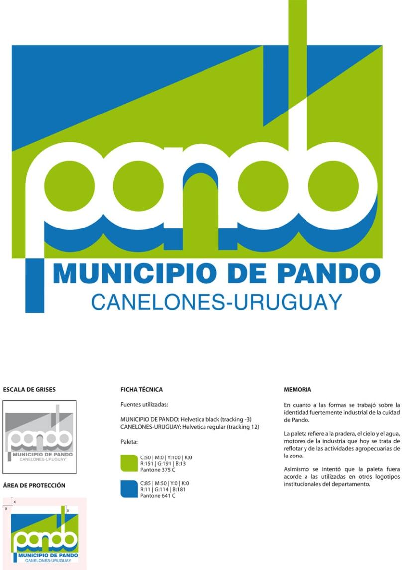 Municipio Pando 2