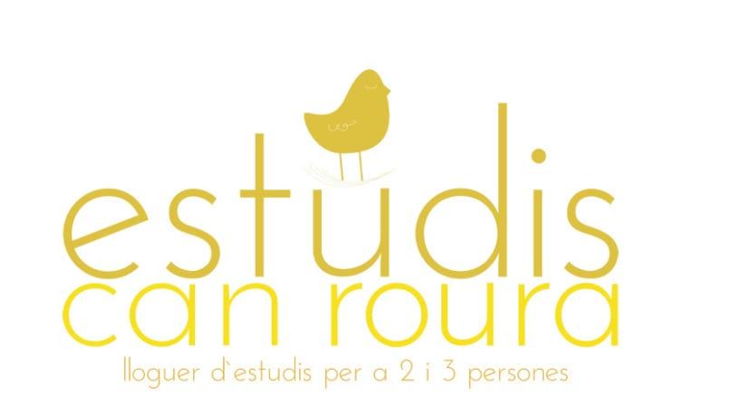 Can Roura Estudis / Logo 1