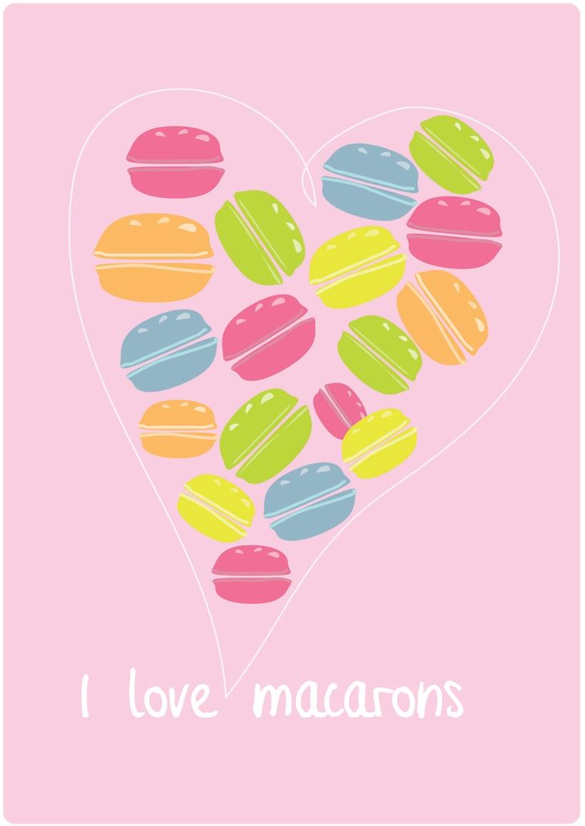Macarons / Ilustración 1