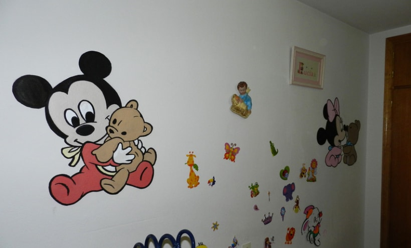 Mural Disney 5