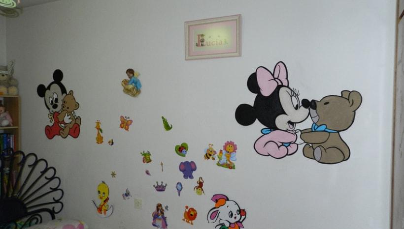 Mural Disney 4