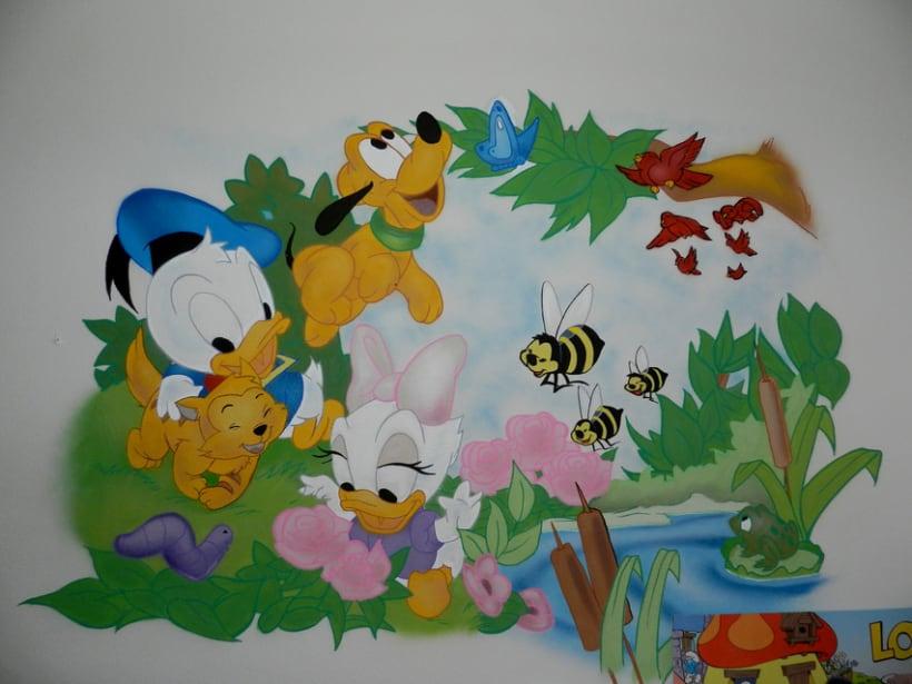 Mural Disney 2