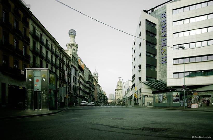 Barcelona Ausente 3