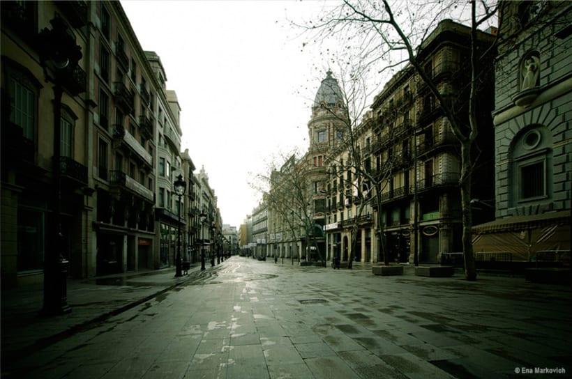 Barcelona Ausente 1