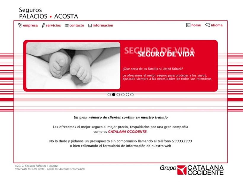 Seguros Palacios · Acosta 1