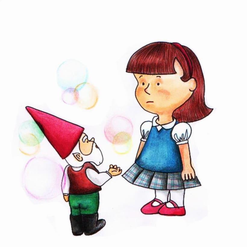 Ilustración infantil 10