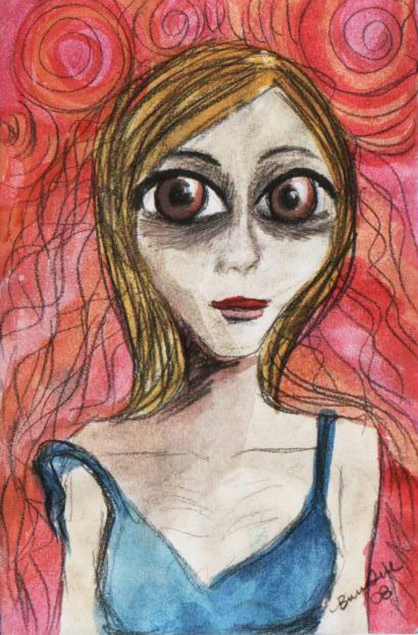 Ilustración estrafalaria 13