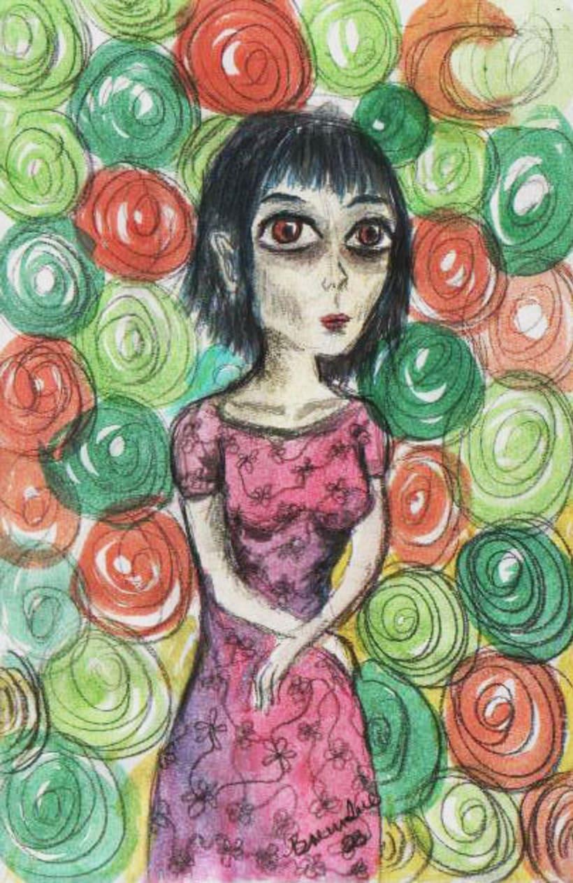 Ilustración estrafalaria 11