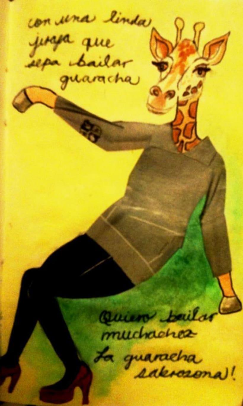 Ilustración estrafalaria 10